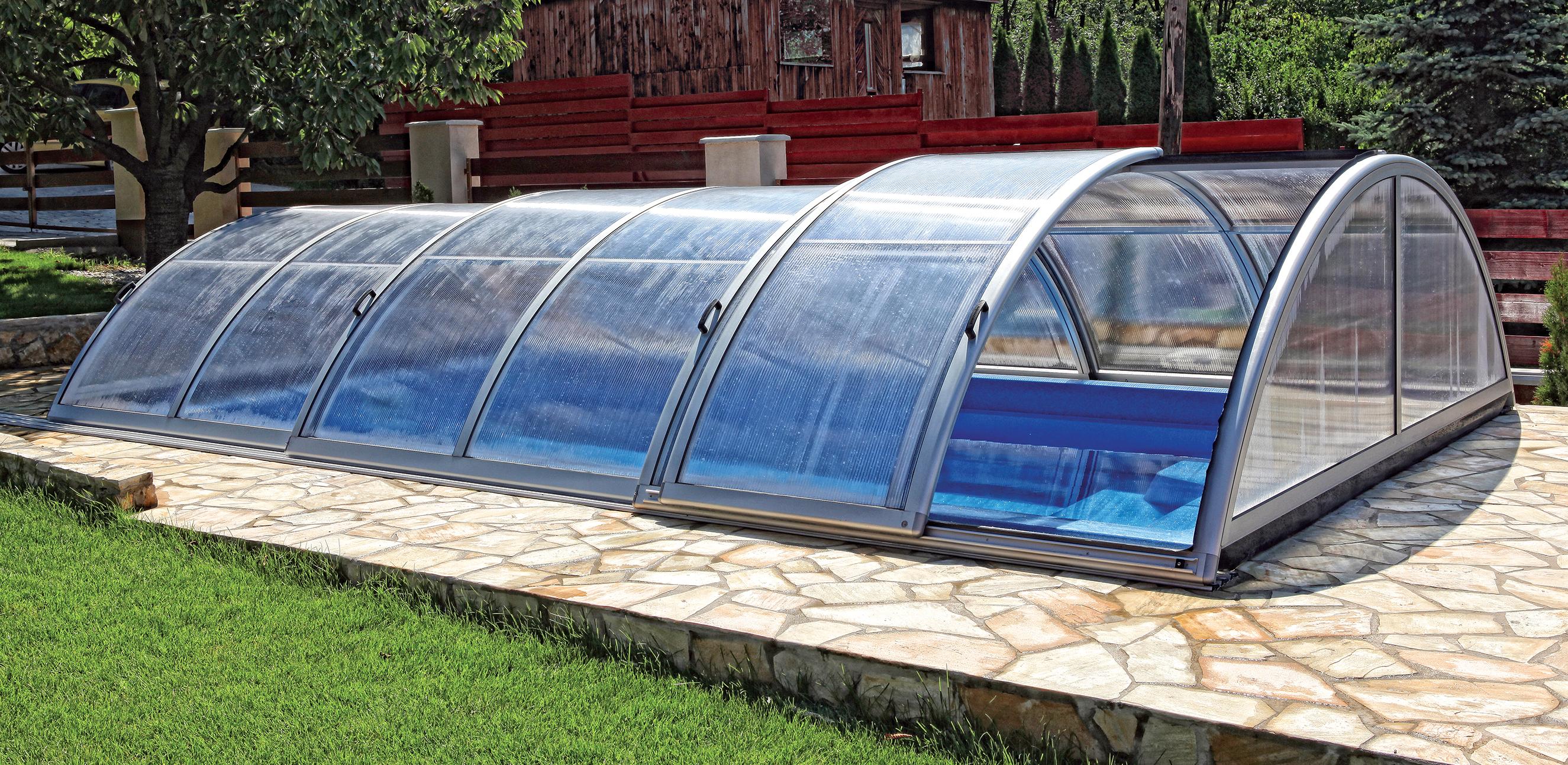 pool berdachungen schwimmbad berdachung ohne schienen. Black Bedroom Furniture Sets. Home Design Ideas